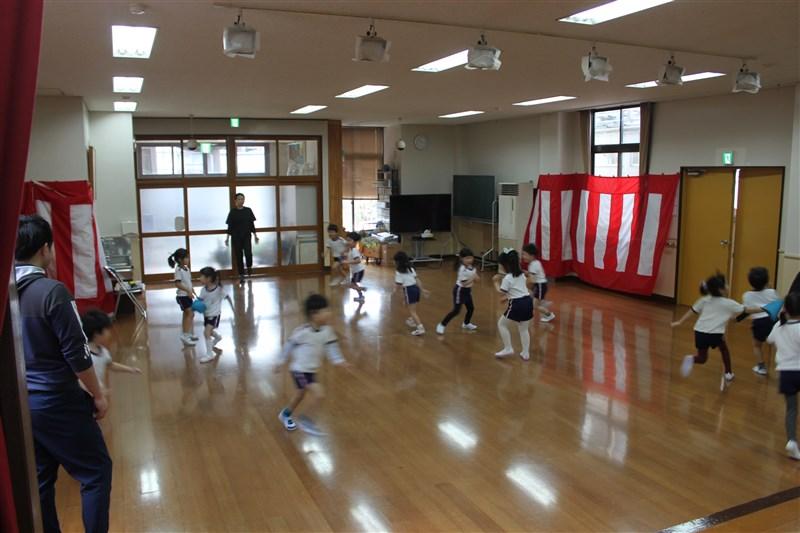 年長・中組 体育教室